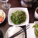 Menu équilibré n° 9 : restaurant japonais