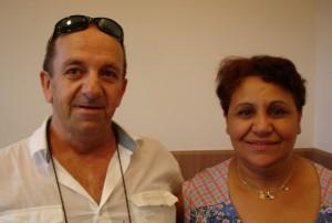 Serge et Souad